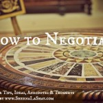 how to negotiate by sheena lashay