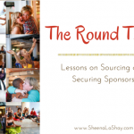 """sourcing and securing sponsors"" - sheenalashay.com"